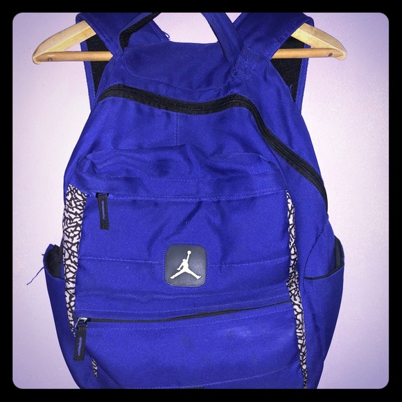 459e0e17aa0c29 Jordan Other - PURPLE JORDAN BOOKBAG